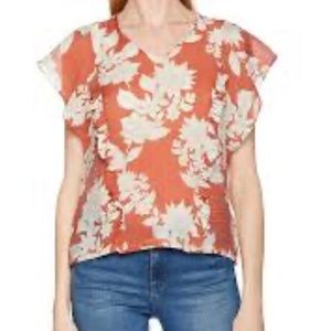 CREAM Giola ruffled sleeveless blouse   6